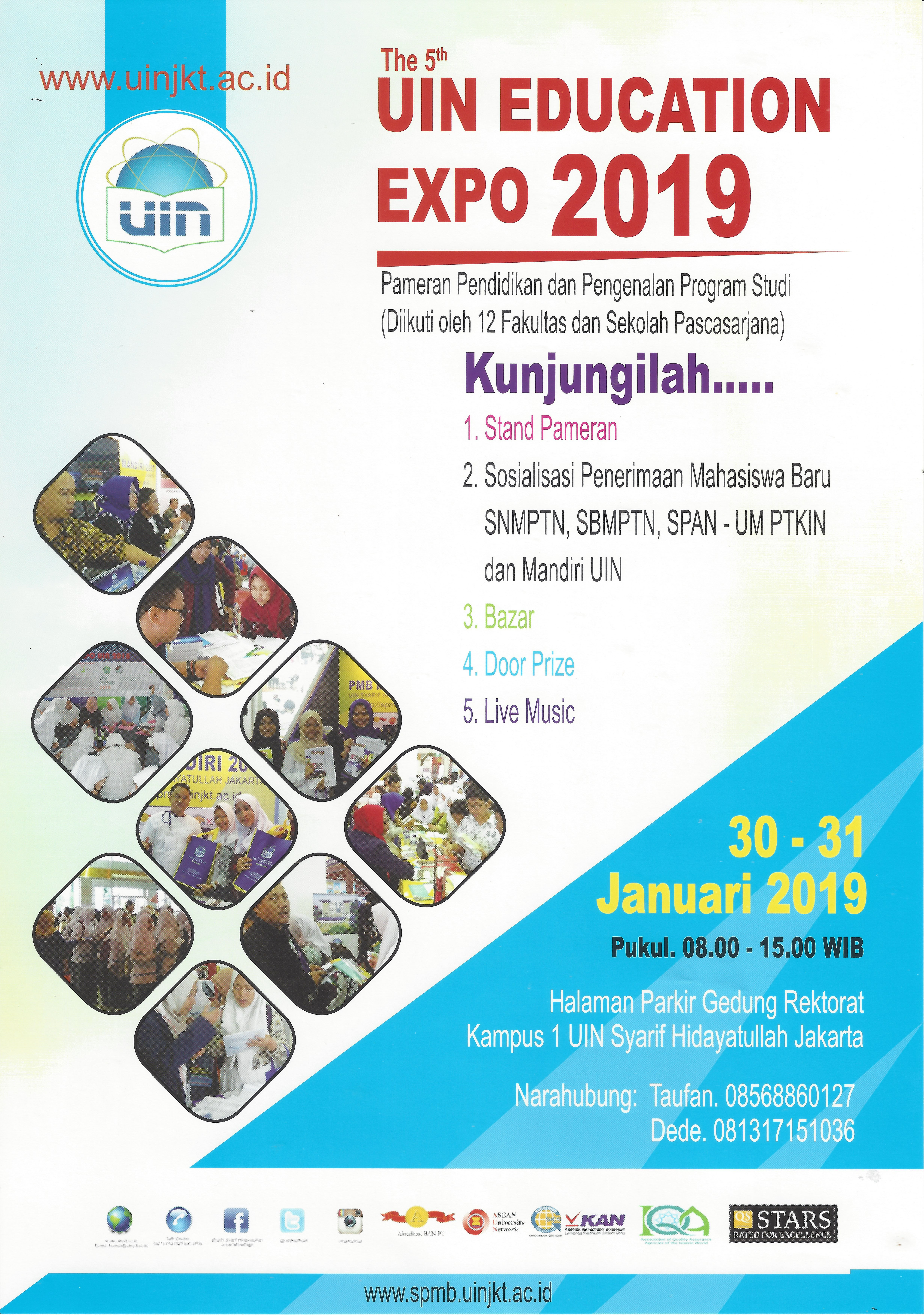UIN EDUCATION EXPO 2019